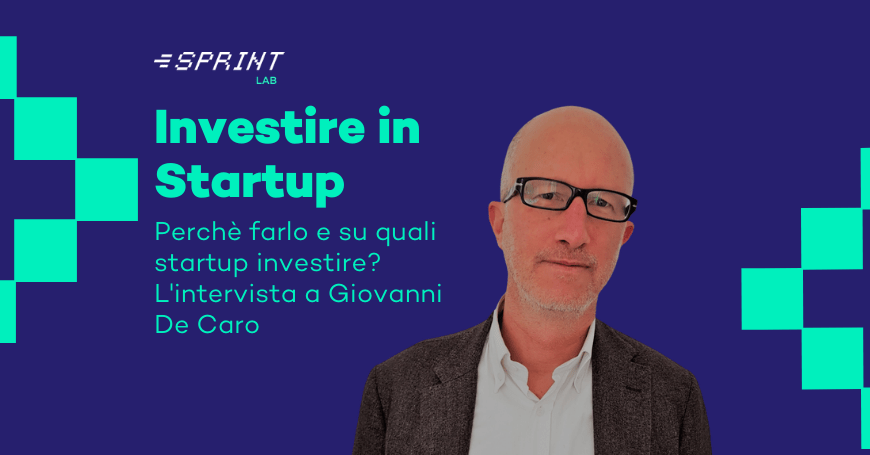 """cover blog """"investire in start up"""""""