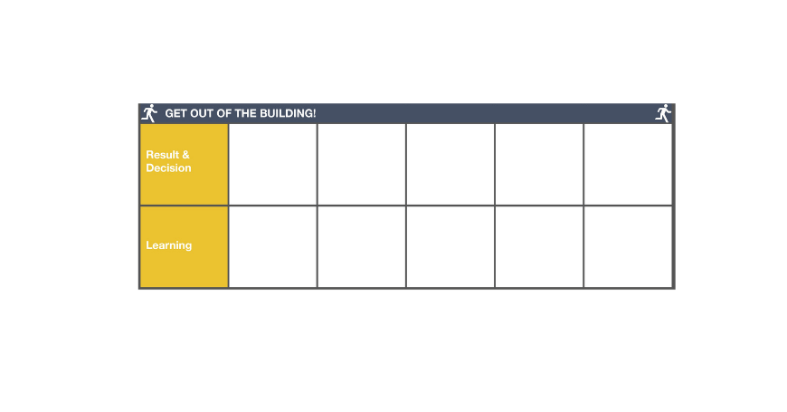javelin board get out of the building section